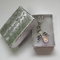 FAV005 - Guardian Angel Bag Clip Kit with Box. Set of 10.