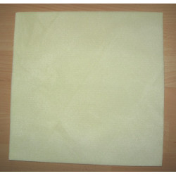 BM001 - Beading Mat, cream colour